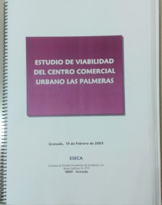 Estudio Viabilidad CCA Las Palmeras