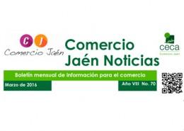 Boletín 70 Comercio Jaén