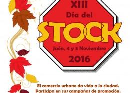 cartel XIII dia del stock
